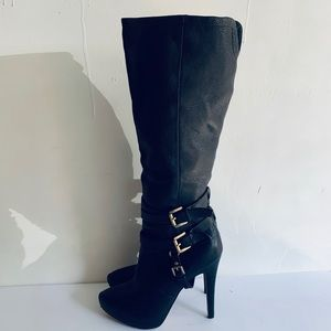 🖤Sam Edelman Boots with Buckle